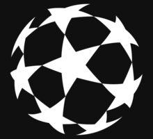 Uefa Champions League Cup white Kids Tee
