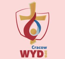 World Youth Day 2016 in Cracow logo Baby Tee