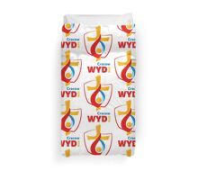 World Youth Day 2016 in Cracow logo Duvet Cover