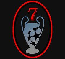 AC Milan 7 seven Champions League Unisex T-Shirt