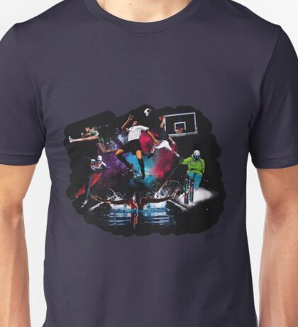 Every sport in a cloud Unisex T-Shirt