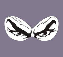 Diabolik eyes, comic hero Kids Tee