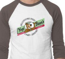 CAMP RESORT Men's Baseball ¾ T-Shirt