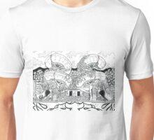 Graffiti Water Slides Unisex T-Shirt