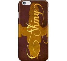 Shiny Serenity Firefly Art iPhone Case/Skin