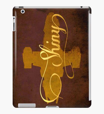 Shiny Serenity Firefly Art iPad Case/Skin
