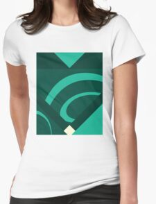 We Are Malachite Womens Fitted T-Shirt
