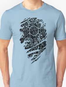 Steampunked Gears Unisex T-Shirt