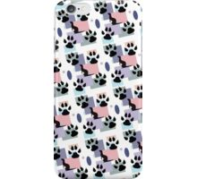 dancing with weasels iPhone Case/Skin