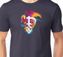 Pan Pride Dragon Unisex T-Shirt