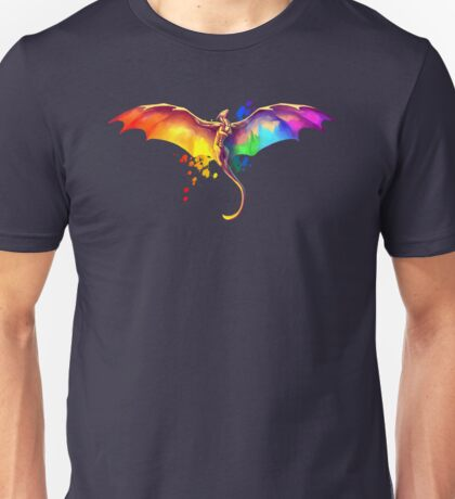 Pride Dragon Unisex T-Shirt