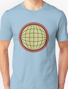 Captain Planet Planeteer T-Shirt (Wheeler) Unisex T-Shirt