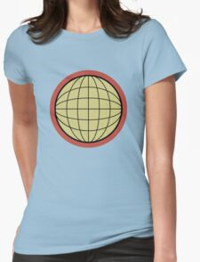 Captain Planet Planeteer T-Shirt (Wheeler) Womens Fitted T-Shirt