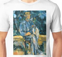 1906 - Paul Cezanne - Portrait of Peasant Unisex T-Shirt