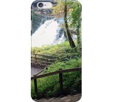 Aysgarth Falls, Yorkshire, UK iPhone Case/Skin