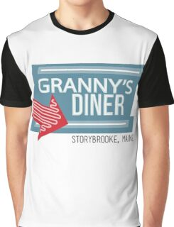 Granny's Diner - Once Upon a Time Graphic T-Shirt