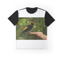 A Regent Bowerbird in the hand is worth two or more photos Graphic T-Shirt