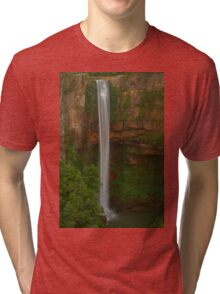 Belmore Falls .. top section Tri-blend T-Shirt