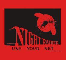 Night Raider -- Use Your Net -- WWII Kids Tee