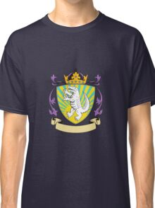 Alligator Standing Coat of Arms Retro Classic T-Shirt