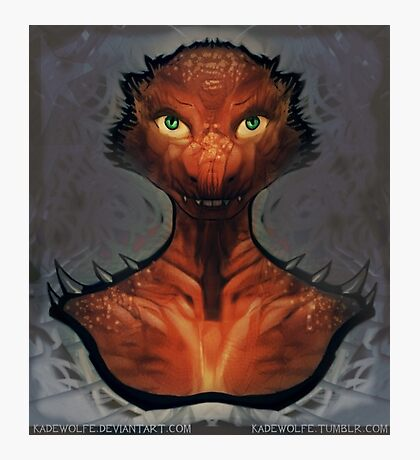 Dungeons and Dragons - Kobold Photographic Print