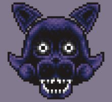 Five Nights at Candy's - Pixel art - Shadow Candy Kids Tee