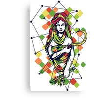 Horoscope Canvas Print