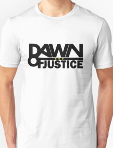 Dawn of Justice Fontwork T-Shirt