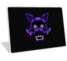 Five Nights at Candy's - Pixel art - Shadow Candy Laptop Skin