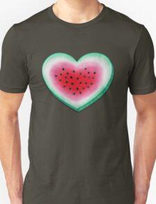 Summer Love - Watermelon Heart T-Shirt