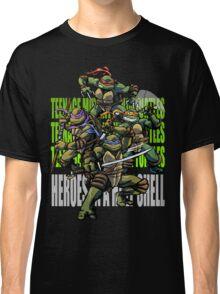 TURTLE POWER! Classic T-Shirt
