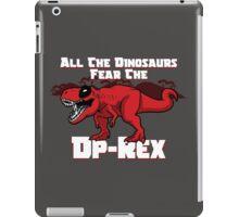 Dp-Rex iPad Case/Skin