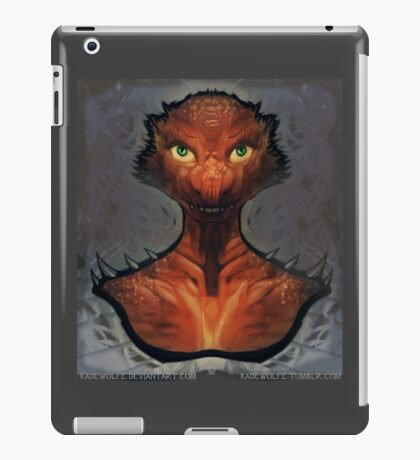 Dungeons and Dragons - Kobold iPad Case/Skin