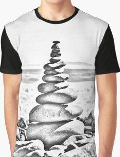 Balancing Act Graphic T-Shirt