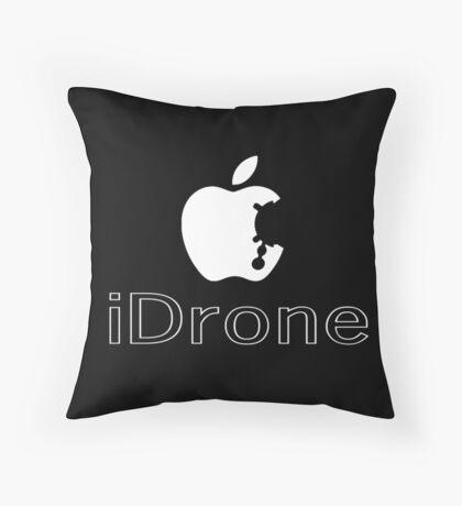 The iDrone Throw Pillow