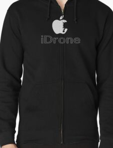 The iDrone Zipped Hoodie