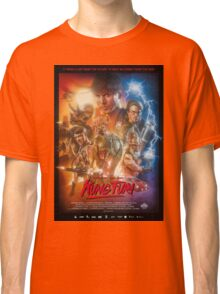 Kung Fury Poster Art Classic T-Shirt