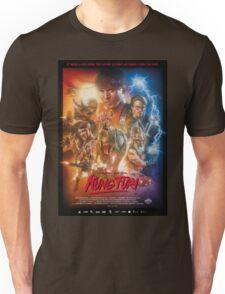 Kung Fury Poster Art Unisex T-Shirt
