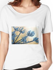Frost flowers Women's Relaxed Fit T-Shirt