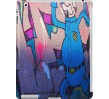 graffiti police!  iPad Case/Skin