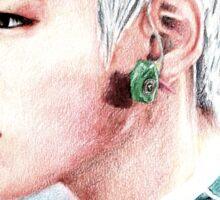 BIGBANG T.O.P Sticker
