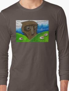 Do Androids Dream of Electric Sheep Long Sleeve T-Shirt