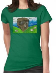 Do Androids Dream of Electric Sheep Womens Fitted T-Shirt