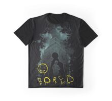 Bored :) Graphic T-Shirt