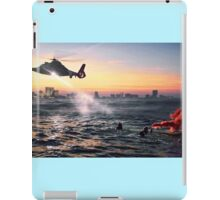 Rescue mission  iPad Case/Skin