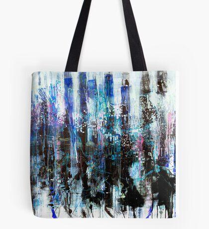 Water - Waves Tote Bag