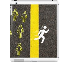 Find Your Own Way concept image iPad Case/Skin