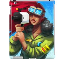 Kodak Super 8 iPad Case/Skin