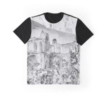 Rust - Rookery Market Graphic T-Shirt