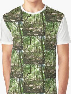 Jamberoo Bush Track Graphic T-Shirt